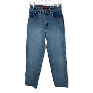 Levi's Vintage Loose Silver Tab Jeans Medium 7 / 8